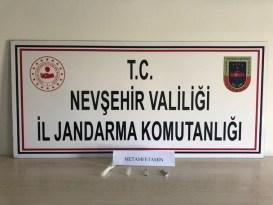 Jandarma ekipleri uyuşturucudan 3 şüpheliyi gözaltına aldı