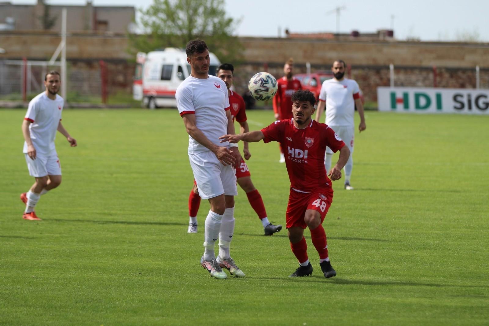 3. Lig: Nevşehir Belediyespor: 1 Çankaya FK: 2