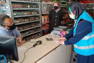 Nevşehir'de Kur'an kursu öğreticileri bakkal bakkal gezerek veresiye borçlarını ödedi