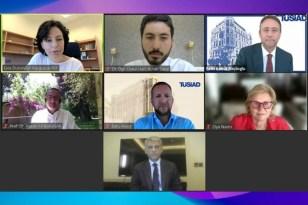 KÜN Rektörü Karasar rekabet forumu etkinliklerine katıldı