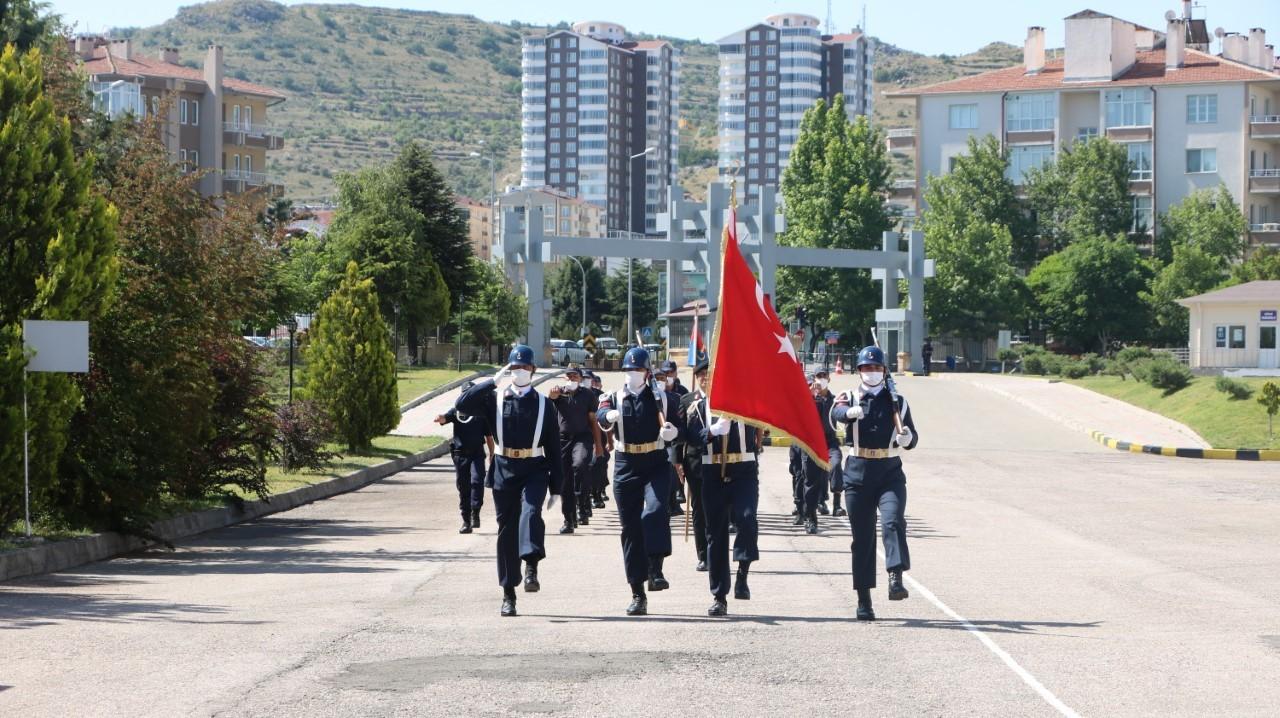 Nevşehir'de acemi erler yemin töreni düzenlendi