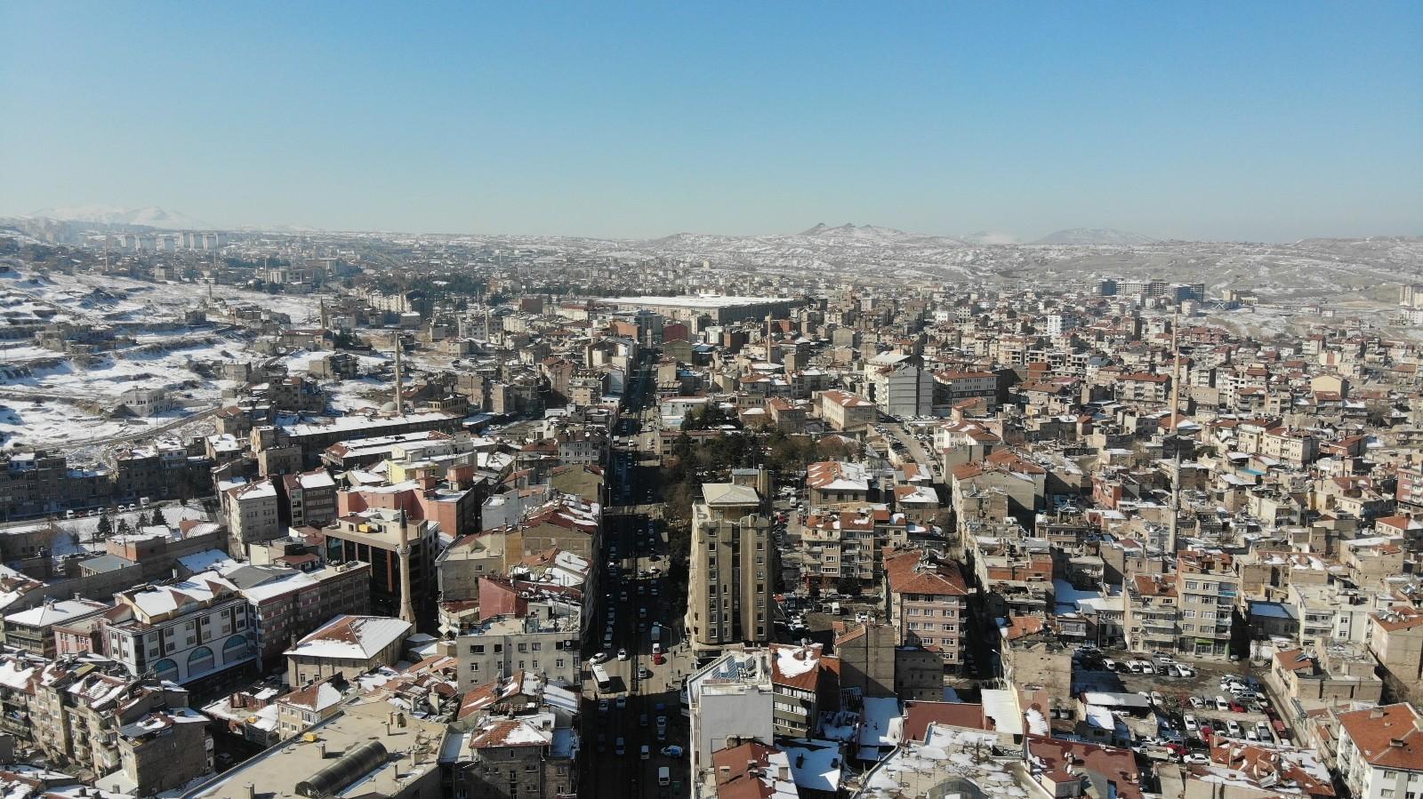 Nevşehir'de koronavirüs vaka sayılarında artış yaşanıyor
