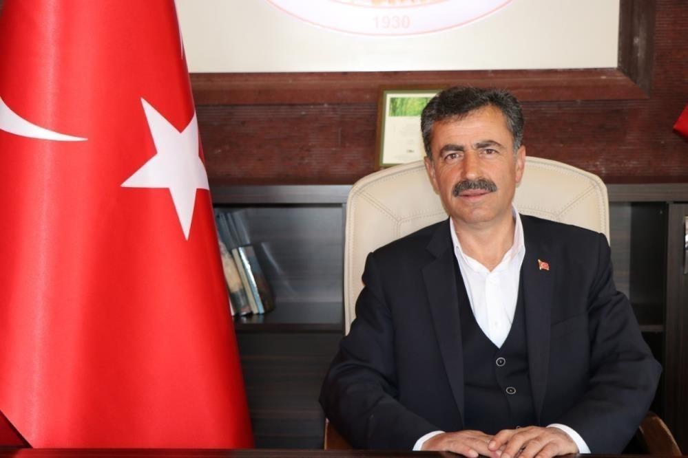 Uçhisar Belediye Başkanı Süslü, Kurban Bayramı'nı kutladı