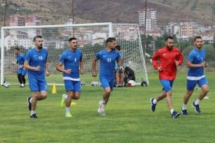 Nevşehir Belediyespor yeni sezon hazırlıklarını sürdürüyor