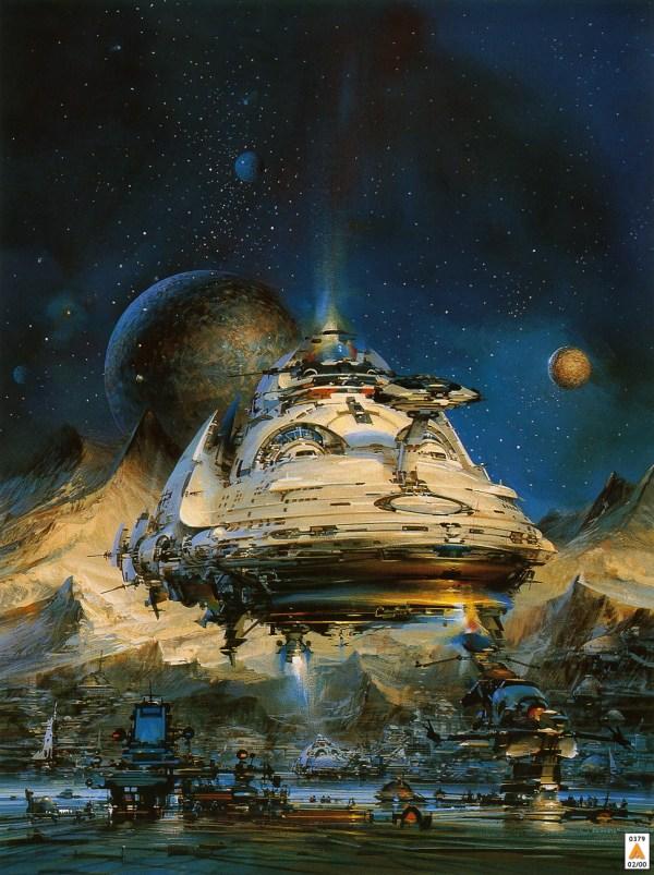Фэнтезийное искусство Джона Берки | Fantasy Art John ...