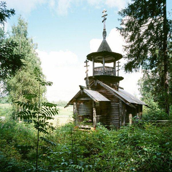 Деревянные церкви на Севере России (77 фото) » Картины ...