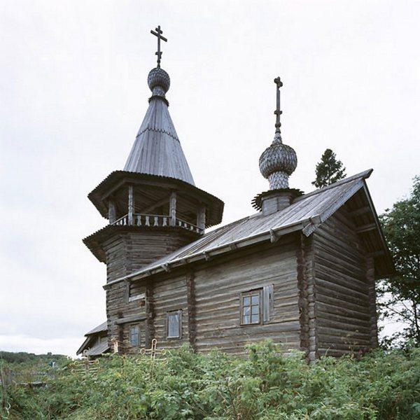 Деревянные церкви на Севере России (77 фото) » Страница 2 ...