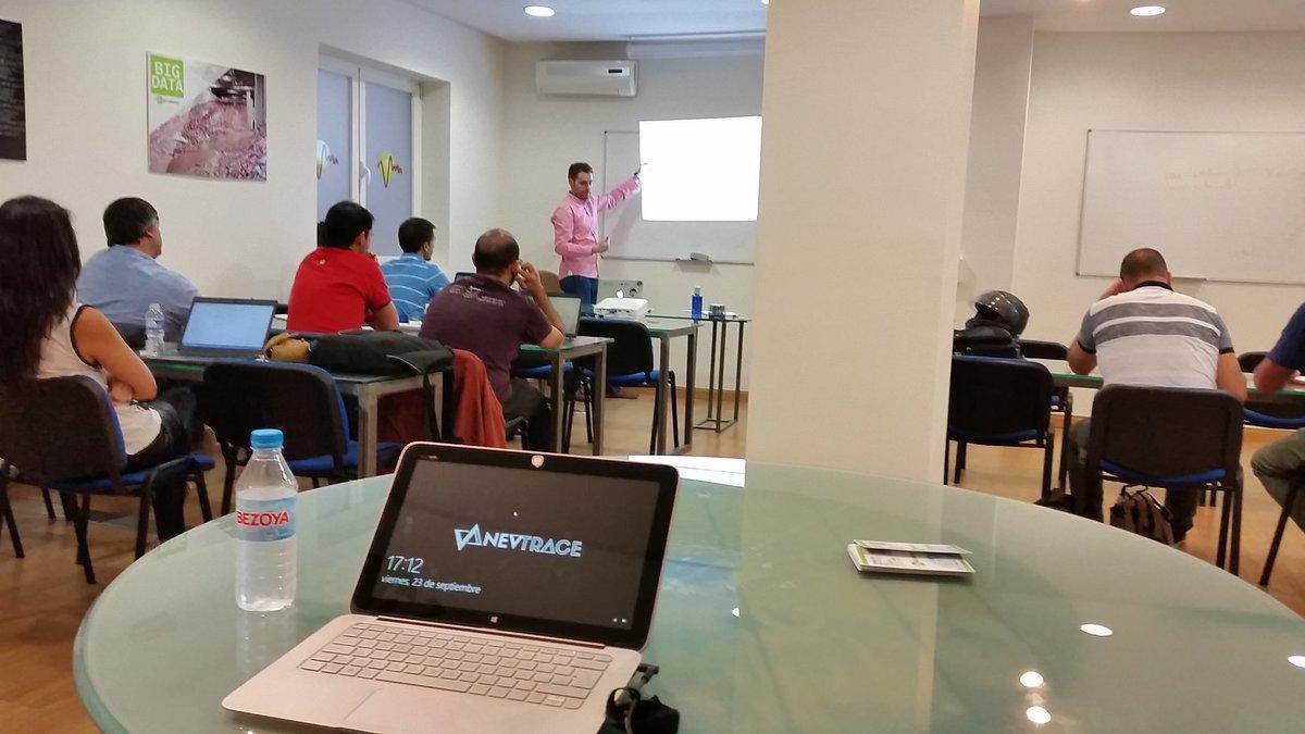 Workshop de NevTrace