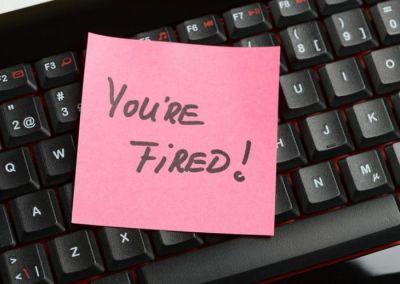 Crisis of job loss