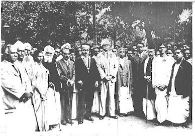 நீதிக்கட்சி - 1930-களில்