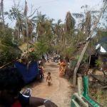 கஜா புயல் : ஒட்டு மொத்த அழிவு, எளிய மக்கள் மீது அதிக சுமை