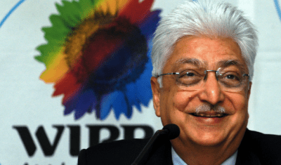 Azim Premji Bats for Worker Rights