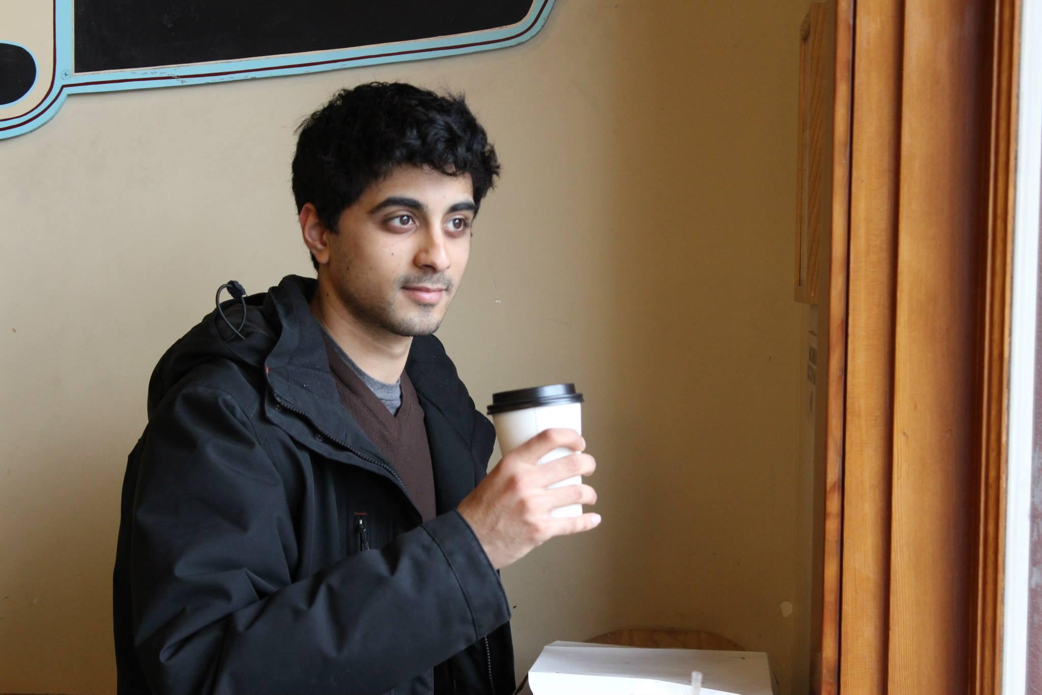 Photo of Ryan Pandya