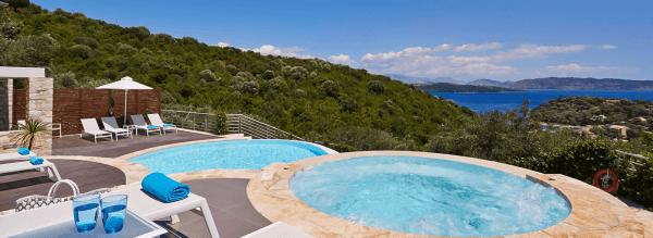 Villa Tatiana | San Stefano (Agios Stefanos), Corfu ...