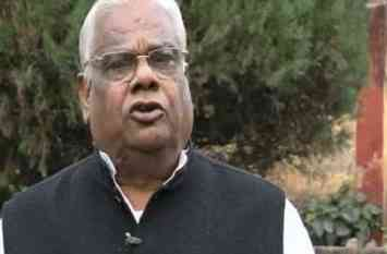 Congress Leader Surendra Goyal Statement On UP Budget 2018 - UP ...
