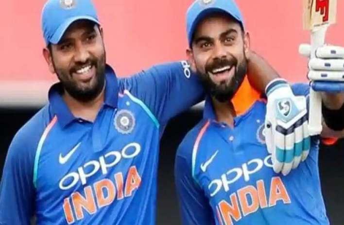 क्रिकेट 2021: 'विराट कोहली और रोहित शर्मा के बीच कोई मतभेद नहीं', कोच रवि शास्त्री ने दी हवा