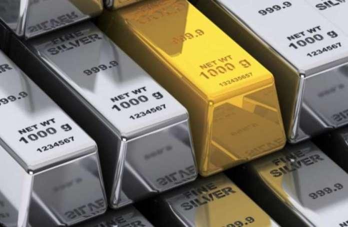 चांदी 600 रुपए फिसली, सोने के दाम में नहीं हुआ कोई बदलाव