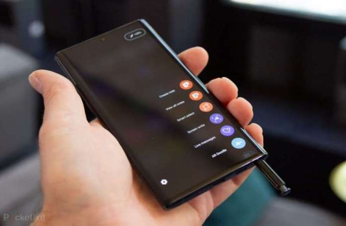 Image result for samsung galaxy note 10 lite