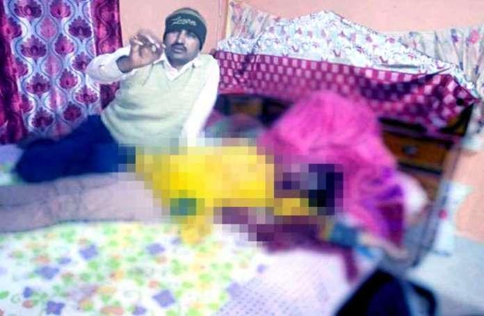 झारखंड: रांची में पुलिस वाले की बर्बरता, पत्नी समेत दो बच्चों की बेरहमी से हत्या, ये है वजह