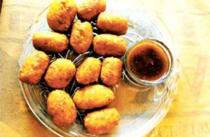 HEALTHY RECIPE : ऐसे बनाएं स्वादिष्ट क्रंची कॉर्न पकौड़े