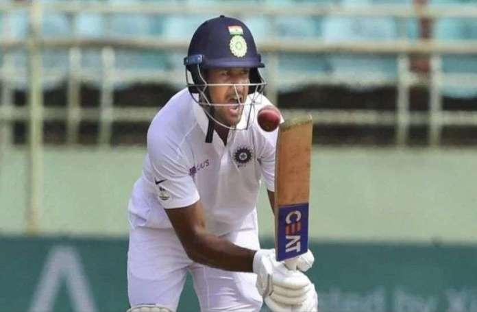 अभ्यास मैच में अच्छी पारी खेलने पर बोले मयंक, टेस्ट सीरीज के लिए मिला जरूरी आत्मविश्वास