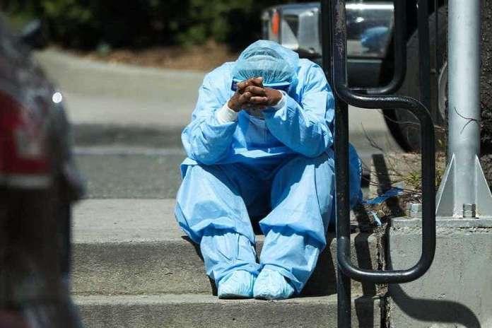 शीर्ष चीनी वैज्ञानिक ने कहा कि कोरोनोवायरस से बचाव के लिए मास्क न पहनना एक बड़ी गलती