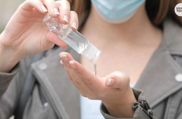 75 से ज्यादा सैनिटाइजर ब्रांड से अंधे होने का खतरा-एफडीए
