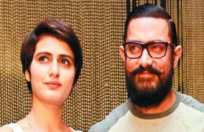 Aamir Khan Fatima Sana Shaikh on link-up rumours