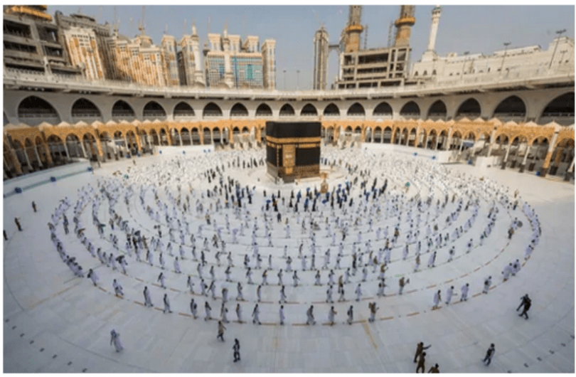 Hajj to be limited to 60,000 for foreign travelers over COVID-19
