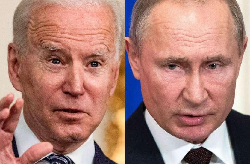 Vladimir Putin And Joe Biden Meet In Geneva, Talks On Various Issues – Big decision taken in Biden-Putin meeting, ambassadors will be reinstated in both countries