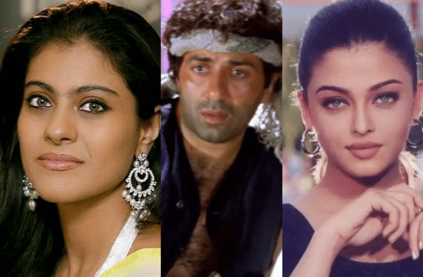 Top 4 Bollywood actresses who refued to work with Sunny Deol