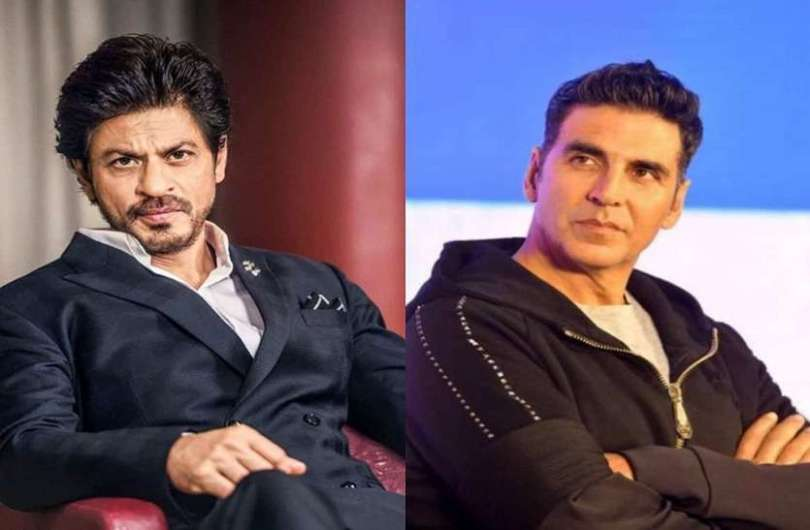 shah rukh khan revealed why he could never work with akshay kumar