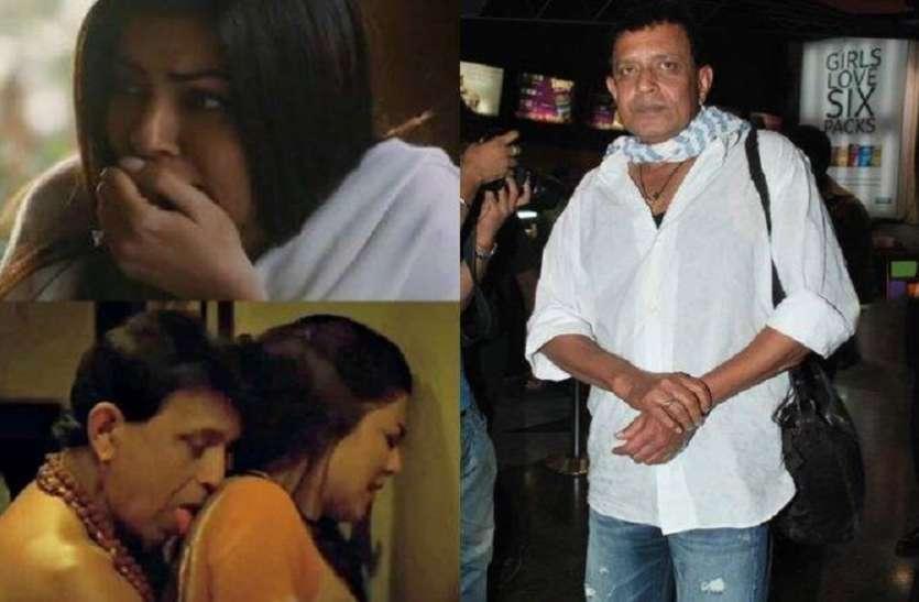when sushmita sen accused mithun chakraborty of touching her incorrect