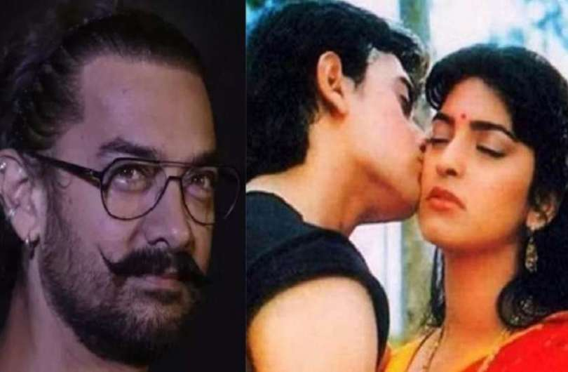 when aamir khan and juhi chawla did not speak for 7years
