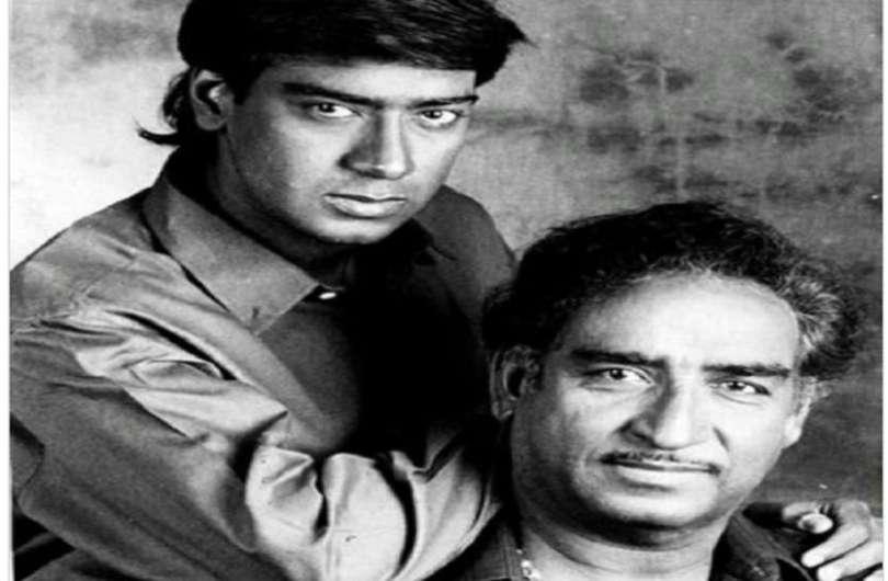 Ajay Devgn Remembers His Father Viru Devgn On His Birth Anniversary