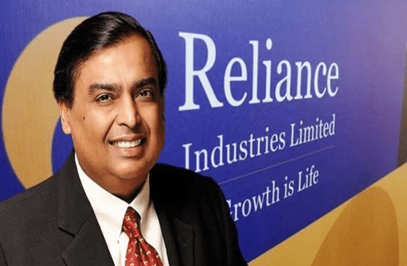 Reliance Industries' Market Cap Fail By Rs 1.30 Lakh Crore In Two Days