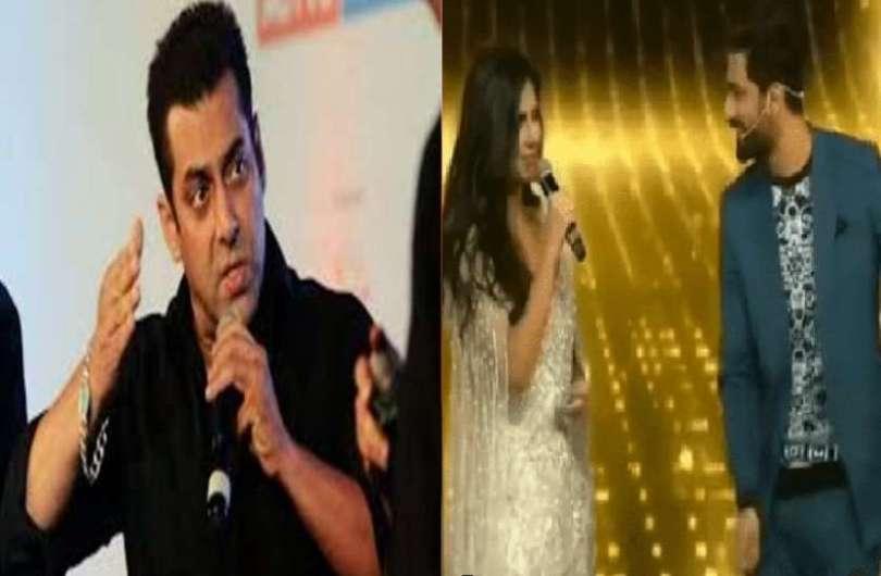 Vicky Kaushal proposes Katrina Kaif for marriage of Salman Khan