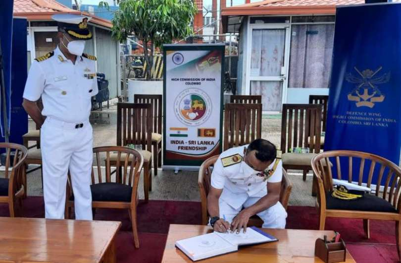 Indian Navy's Ship INS Sarvekshak Successfully Completed Survey Data