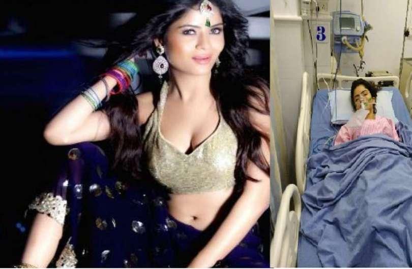 Gandi baat fame actress gehana vasisth condition became critical