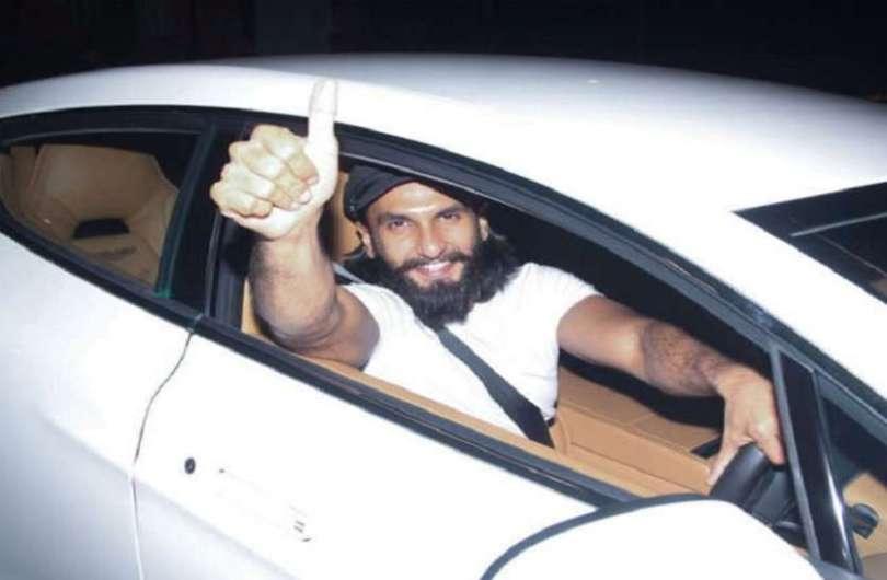 Ranveer Singh is the owner of such crores of property-luxuries Car