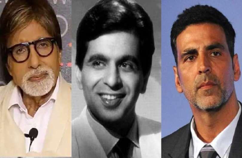 Bollywood Celebs Tweets Condolences On The Demise Of Dilip Kumar