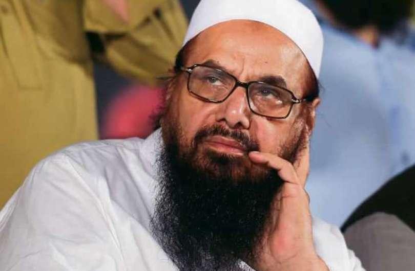 Pak Claim That Raw Behind Attack On Hafiz Saeed House, India Denied
