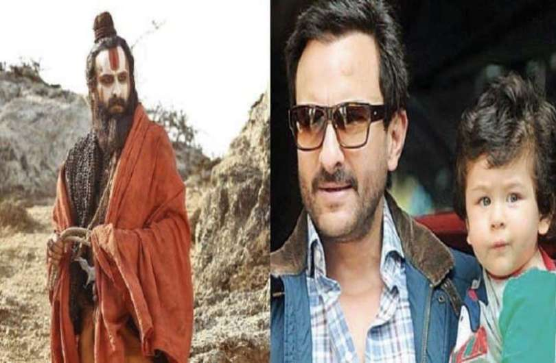 Saif Ali Khan Five Big Controversies