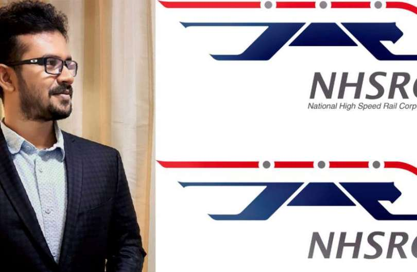 Chakradhar Alla, Youngster Who Designed Logo Of Indian Bullet Train
