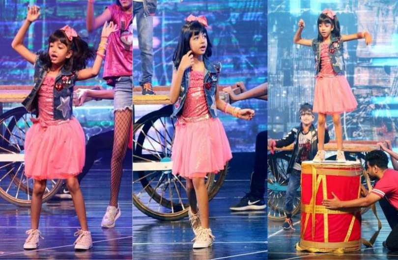 Aishwarya rai daughter aaradhya bachchan's dance video goes viral