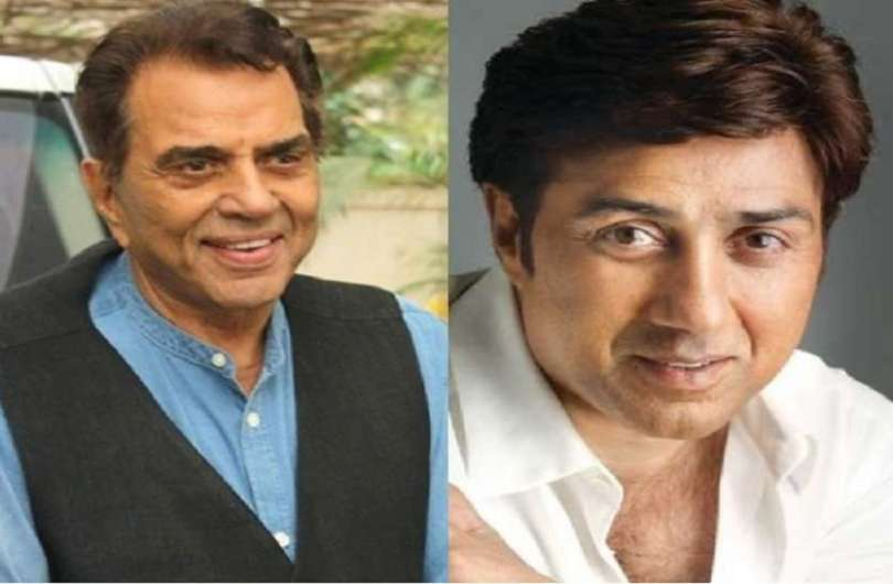 When Sunny Deol got beaten up by Dharmendra