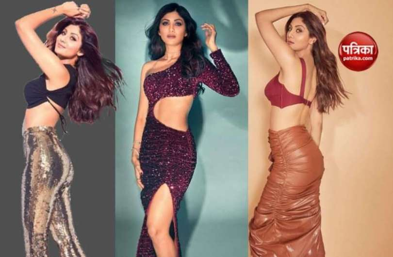 Shilp shetty hot and glamorous pictures goes viral on social media