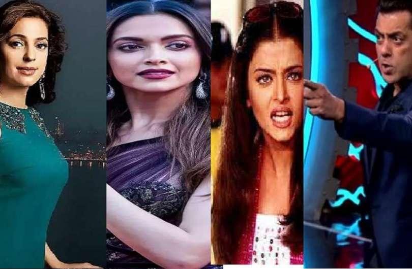 Deepika padukone to Sonali these actresses refused work with salman
