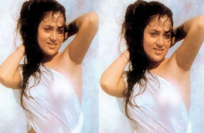 mandakini talk about errotic song movie ram teri ganga maili