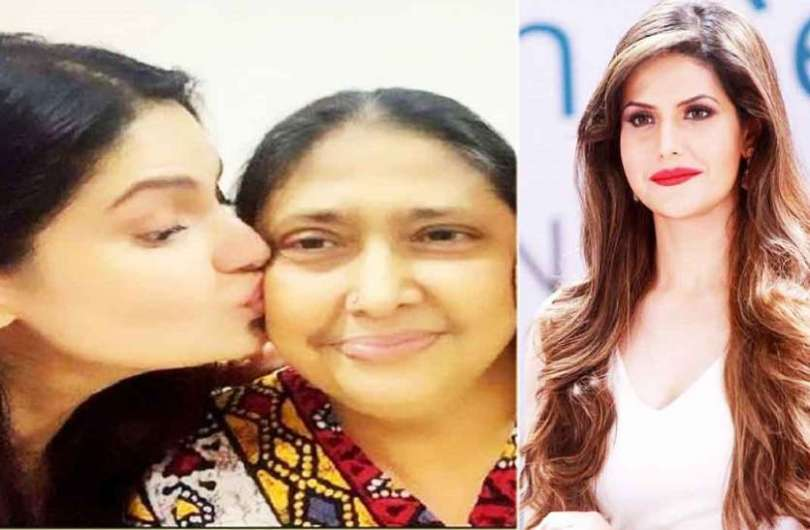 Zareen Khan's mother's health deteriorated, admitted in ICU